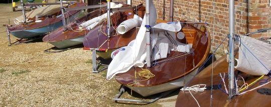 Market Place British Moth Sailing