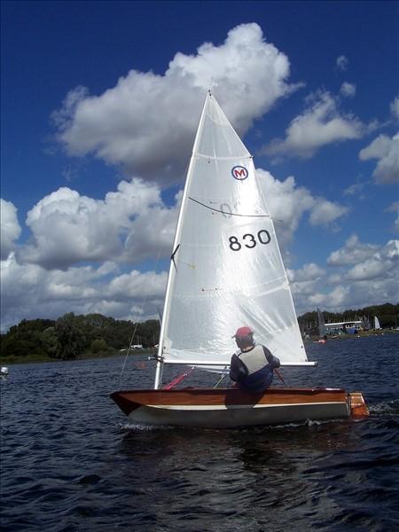 British Moth Sailing